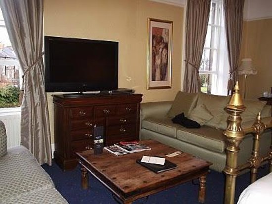 Bannatyne Hotel Darlington: My room upgrade!