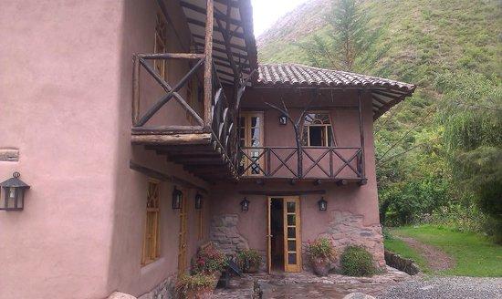 Posada Las Casitas del Arco Iris : Het familiehuis
