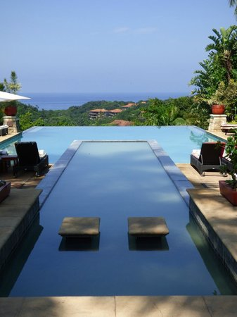 Fairmont Zimbali Lodge: der Pool