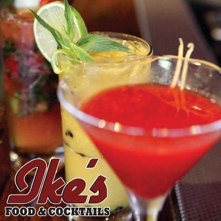 Ike's Minnetonka: cocktails