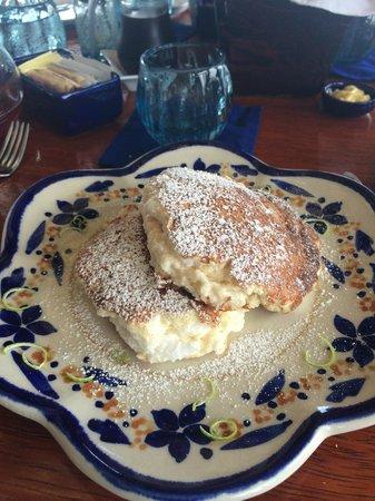 La Casa Que Canta : Lime Pancakes