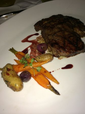 Sorellina: Dine out week 2014: ribeye plate