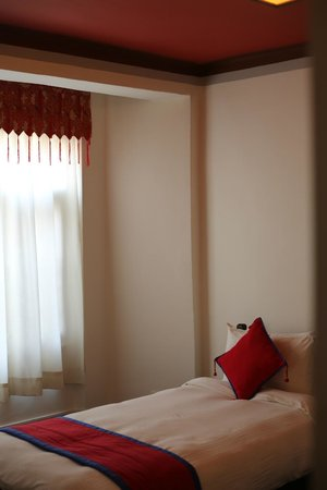 Shambaling Boutique Hotel: deluxe kamer