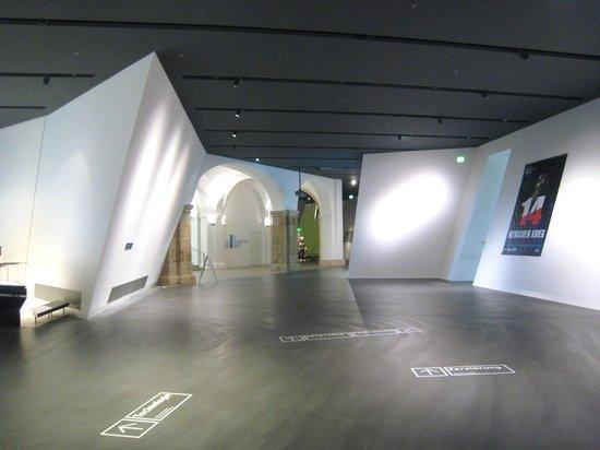 Militärhistorisches Museum der Bundeswehr Dresden: Innovative