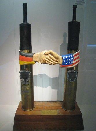 Militärhistorisches Museum der Bundeswehr Dresden: Reconciliation