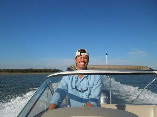 Live Oac Outdoor Adventure Company : CAPTAIN SCOTT