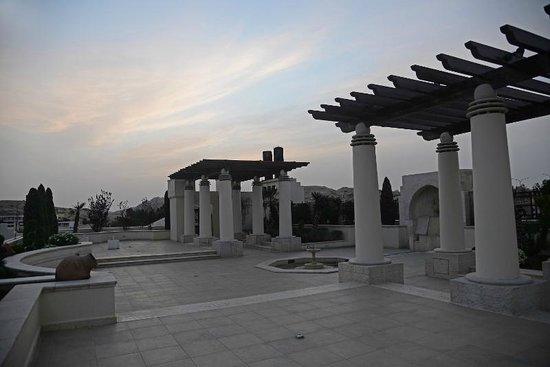 Movenpick Resort Petra : Roof top garden