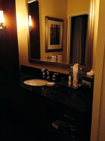 Hilton Houston Post Oak by the Galleria: bathroom
