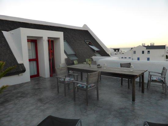 ah! Guest House : The balcony