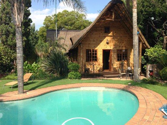 Ciara Lodge: Kudu Lodge
