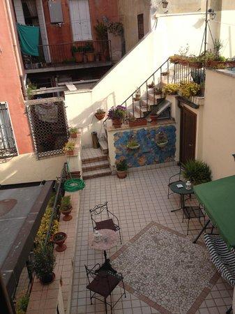 Locanda Herion : Terrace