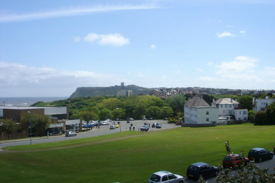 The Headlands Hotel: View from all Superior rooms