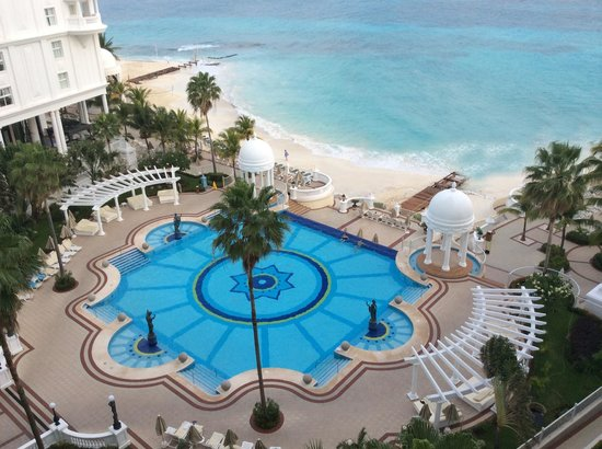 Hotel Riu Palace Las Americas: A view from the room