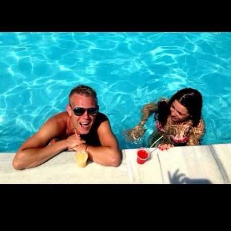 Majestic Spa Hotel : pool!