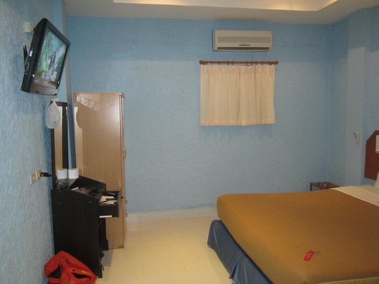 Jasmine Hotel Pattaya: Мой последний номер