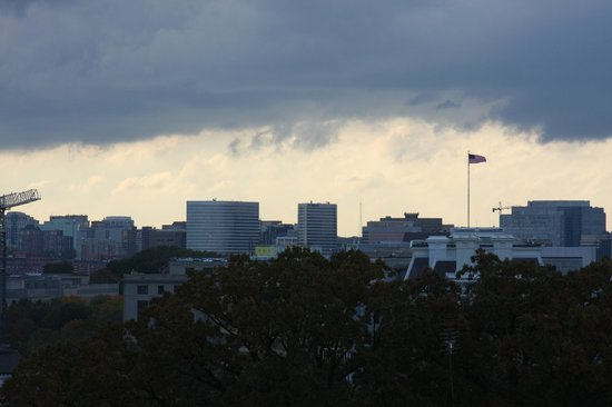 W Washington D.C. : City view from Roof Top