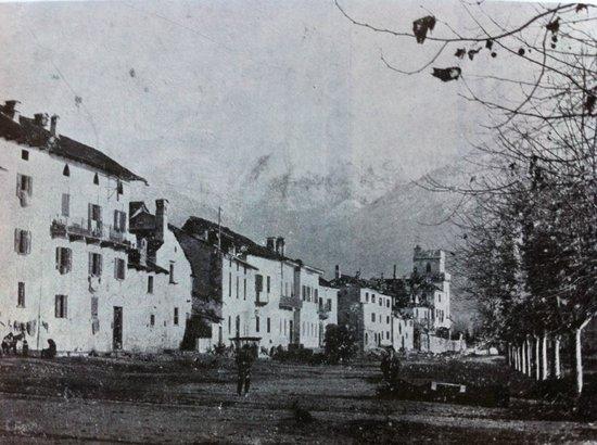 Piazza G. Motta: Piazza Motta 1912