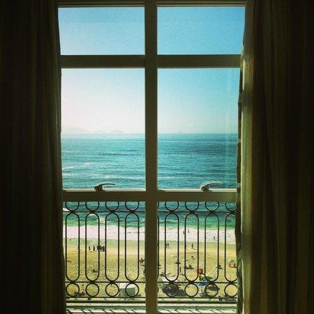 Miramar Hotel by Windsor: Deluxe Room view