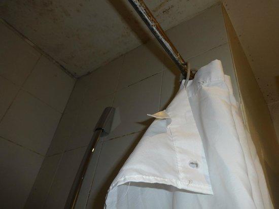 Vintage Hostel: Shower