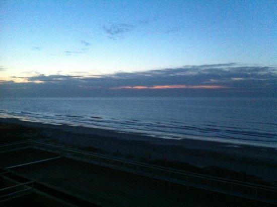 Dunes Village Resort: Views from 8th floor room balcony
