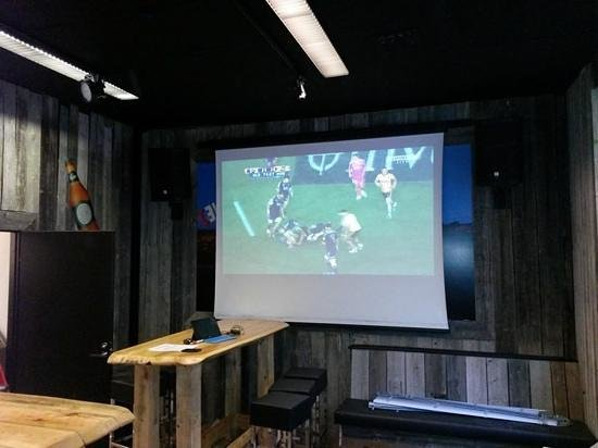 Aussie Bar Tampere: Sports on the big screen
