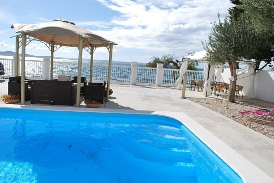 Villa Triana: view of the sea