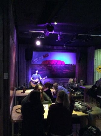 Aussie Bar Tampere: Live Music