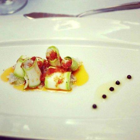Delicatezze Di Mare: Crudità alle zucchine