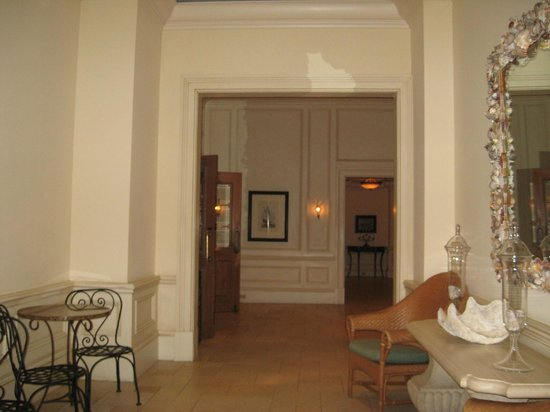 Francis Marion Hotel : Guest area