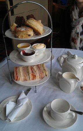 Billesley Manor Hotel: Afternoon Tea