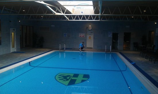 Billesley Manor Hotel: Perfect pool