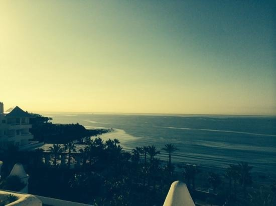 H10 Estepona Palace: view from room 637