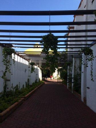 Krystal Puerto Vallarta: Nice old hotel