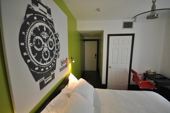 Swiss Hotel: Standard Double