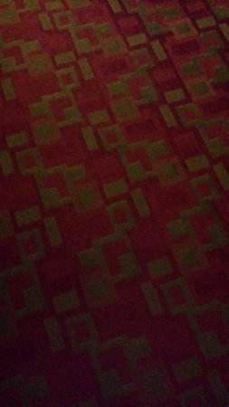 Days Inn Elizabeth City: definately not carpet from a 2003 renovation