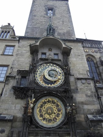 Old Town Hall and Astronomical Clock : Astronomical Clock