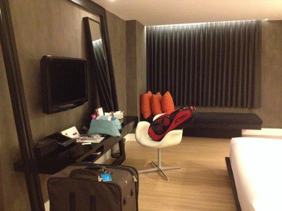 Trinity Silom Hotel: Room 319