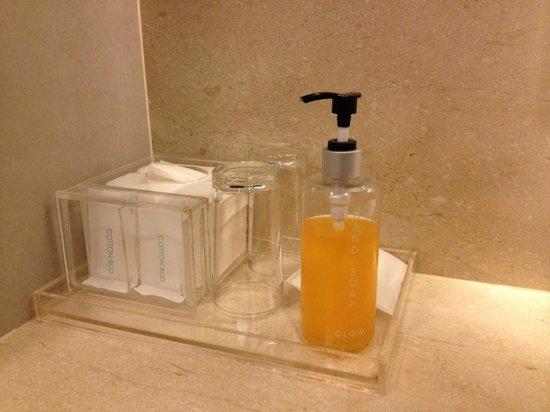 Trinity Silom Hotel: Soap