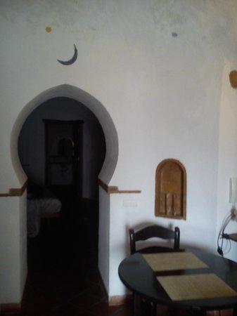 Apartamentos Montesclaros: Intérieur de la cueva