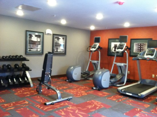 Residence Inn Ann Arbor North: Fitness Center