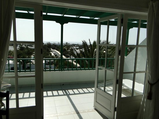 Residencia Golf y Mar: Terrace
