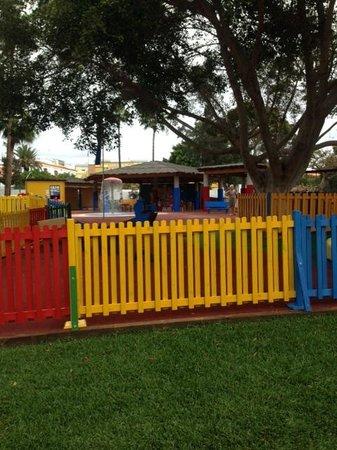 Occidental Margaritas: Parque infantil