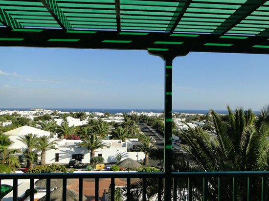 Residencia Golf y Mar: The View