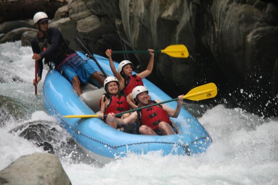 Quepoa Expeditions: Rafting