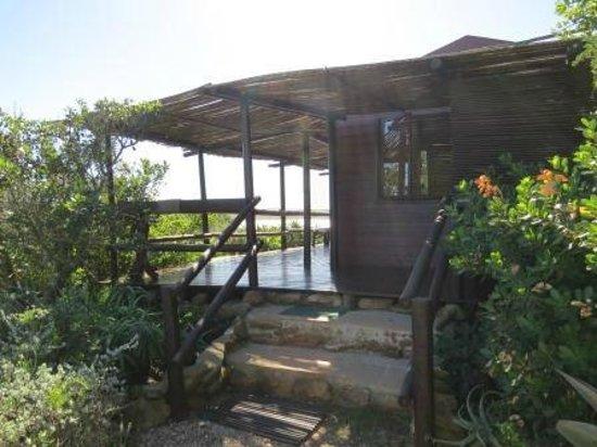 Mudlark River Front Lodge : cabin nr 5