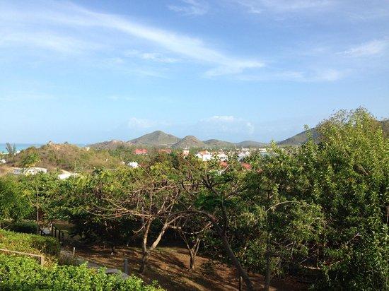 Sugar Ridge : View from Room 52