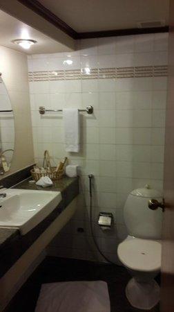 Regent Plaza Hotel: Bath