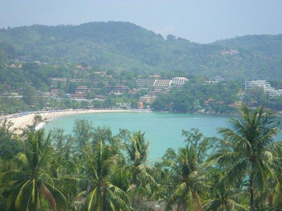 Novotel Phuket Kata Avista Resort and Spa: Vue depuis l'Hôtel