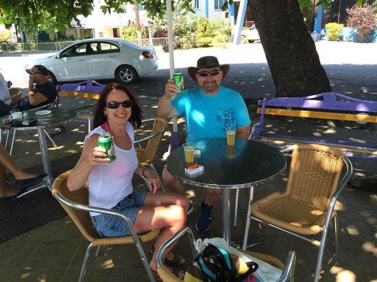Royalton Hicacos Varadero Resort & Spa: relaxing in Varadero