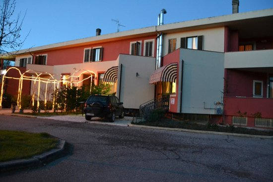 UmbriaVerde Sporting & Resort : Struttura